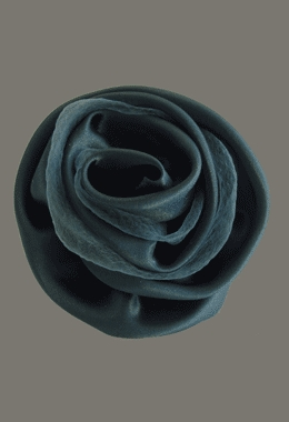 Green Rose Brooch