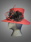 Red Silk Hat